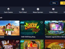 Casinomaxi Slot Oyunları