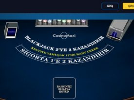 Casinomaxi Blackjack